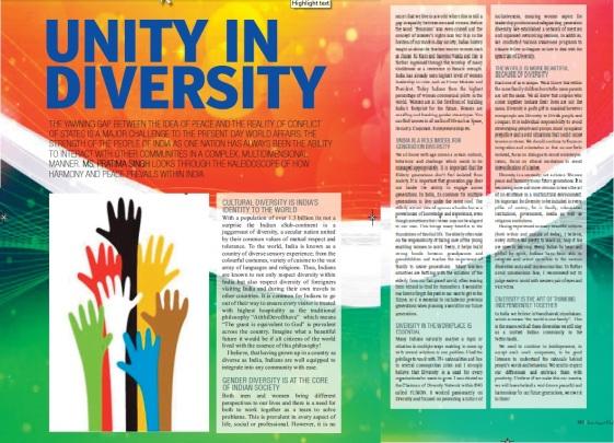 UnityinDiversity